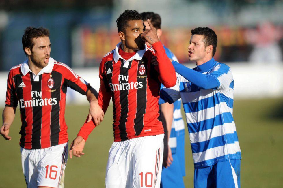 Un partido a puerta cerrada al Pro Patria por insultos al Milán