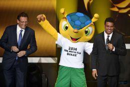 Cada jugador costará a la FIFA 2.180 euros al día en Brasil 2014