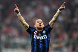 El Galatasaray confirma negociaciones por Sneijder