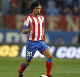 Óliver sólo juega el 60% de minutos en el Atlético B