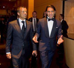 Sólo Falcao irrumpe en la bipolaridad Madrid-Barcelona