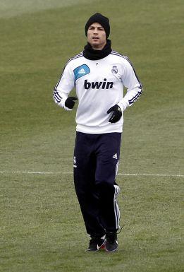 Cristiano Ronaldo se entrenó antes para poder acudir a Zúrich