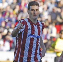 Aritz Aduriz: &quot;El partido contra el Rayo Vallecano es definitivo&quot;