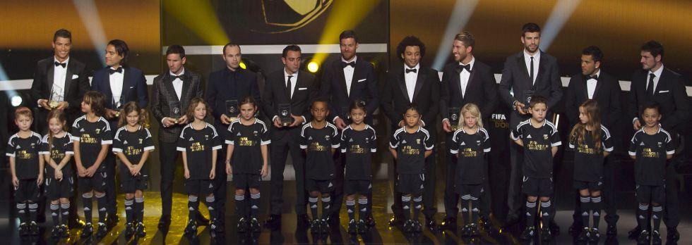 La Liga española, la más potente del mundo en 2012
