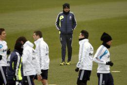 Mourinho incluye en su lista a todos los titulares habituales
