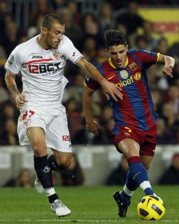 Luna deja el Sevilla y se va hasta final de temporada al Mallorca