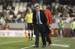 """Valverde: """"Ha sido un partido difícil que nos ha costado ganar"""""""