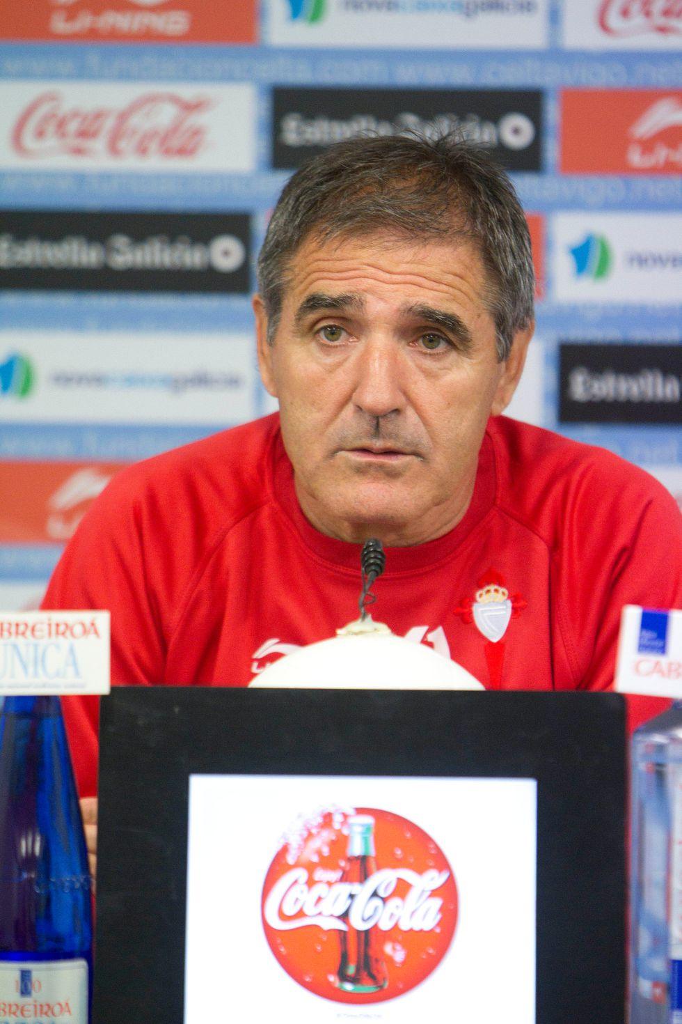 """Paco Herrera: """"Tenemos un diez por ciento de opciones"""""""