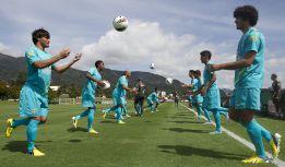 El torneo Sudamericano juvenil atrae de nuevo a Europa