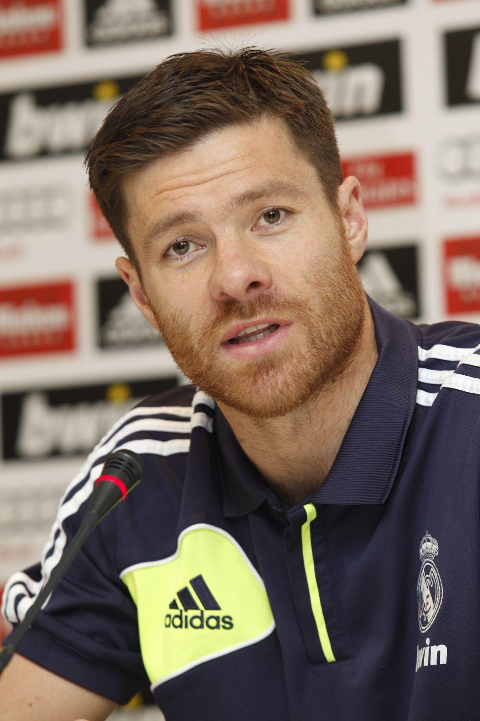 """Xabi Alonso: """"Mourinho me ha dicho que estuvo trabajando"""""""