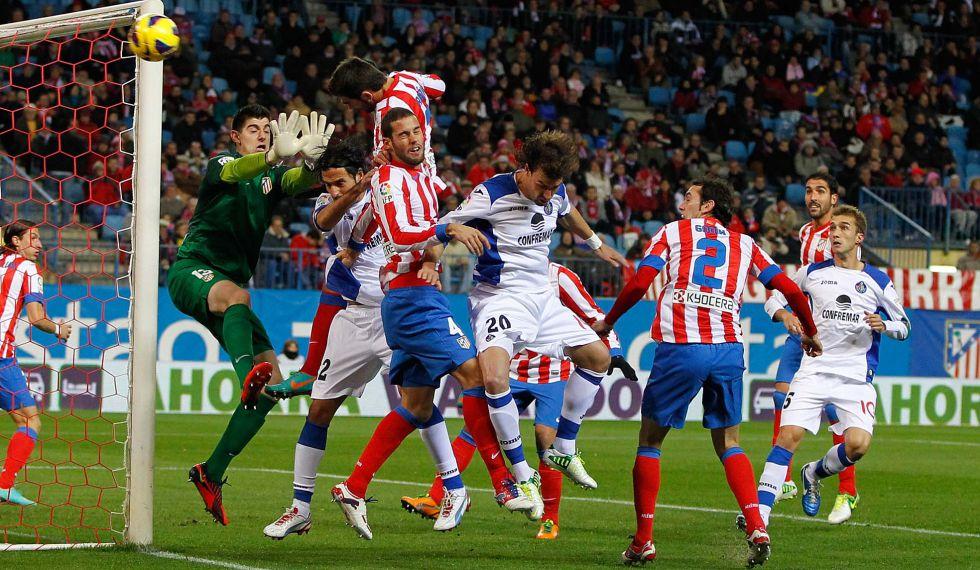 El Atlético de Madrid cumple hoy 3.600 partidos oficiales