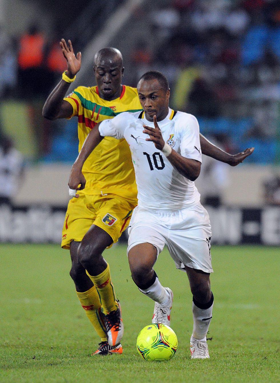 Wakaso y Annan, en la lista definitiva de Ghana