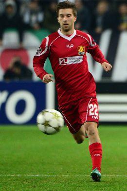 El hijo menor de Laudrup jugará seis meses en el Saint-Etienne
