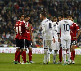 Cinco partidos a Sergio Ramos