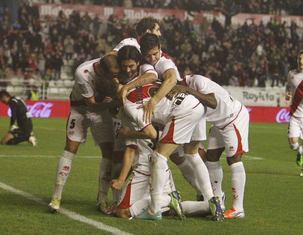 Rayo: será su mejor primera vuelta si gana al Athletic