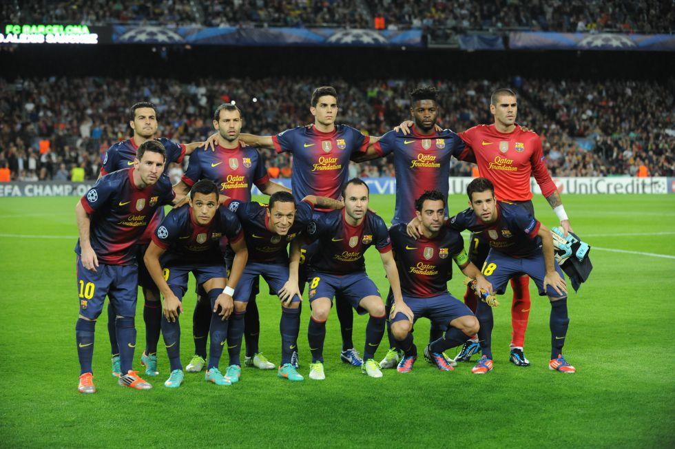 El Barcelona, mejor club del año por cuarta vez en su historia