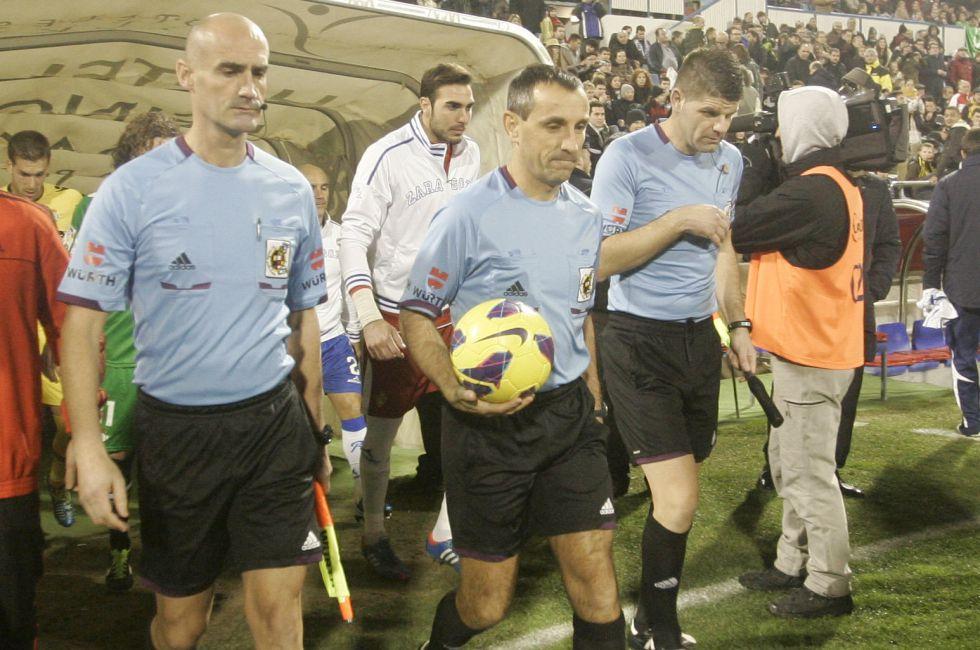 Teixeira Vitienes II arbitrará el Valencia-Madrid del 20 de Enero
