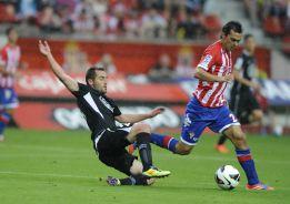 El Sporting, a un paso de ceder a De las Cuevas a Osasuna