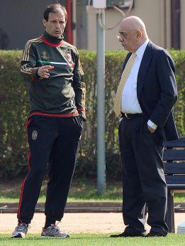 Galliani quiere un Milan más joven e italiano
