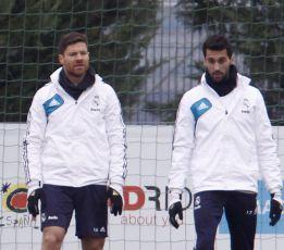 Marcelo y Xabi Alonso, en la lista para enfrentarse a Osasuna