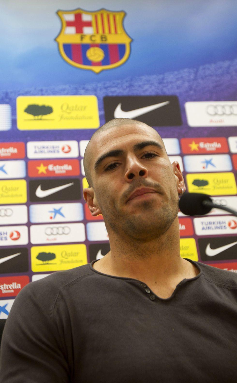 """Valdés: """"Todavía no me he pronunciado sobre mi futuro"""""""
