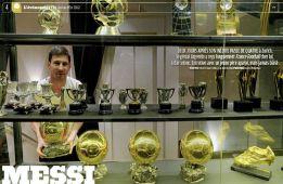 """""""No es obsesión, pero espero ganar más Balones de Oro"""""""
