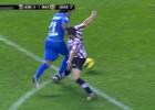 Penalti a Chori: el asistente confundió a Pérez Montero