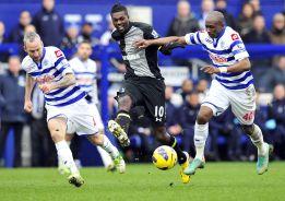 El Tottenham no puede con el QPR en un duelo muy aburrido