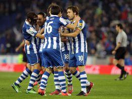 El Espanyol sale del descenso gracias a su gran intensidad