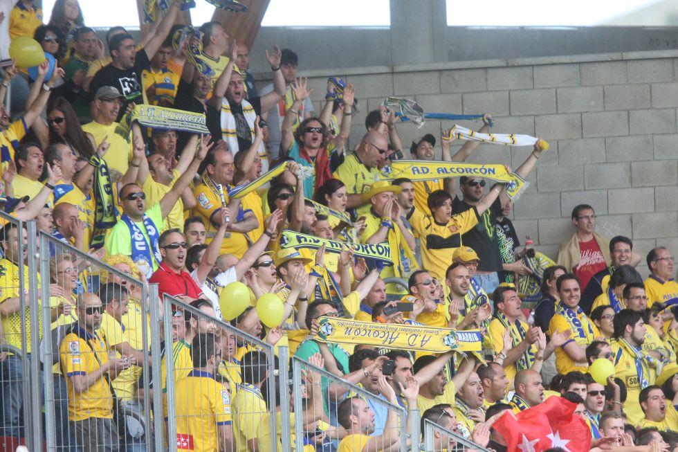 La fiebre amarilla llega a los 3.000 abonados para el Alcorcón