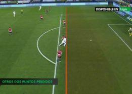 'Liberovisión' aclara que el gol anulado a Callejón fue legal