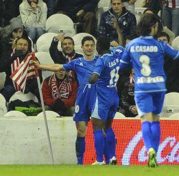 Los goles de Piti le han dado al Rayo Vallecano 13 puntos