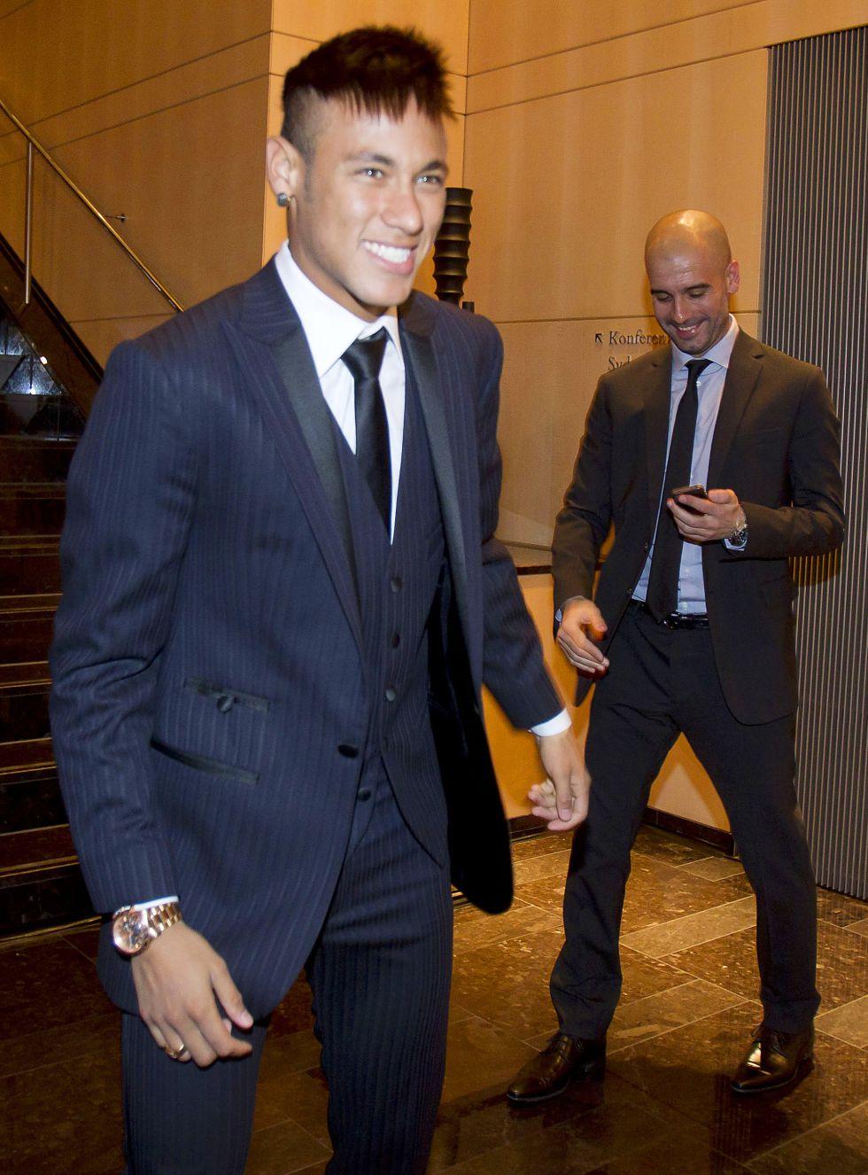 """Neymar insiste: """"No tengo ningún acuerdo con el Barça"""""""