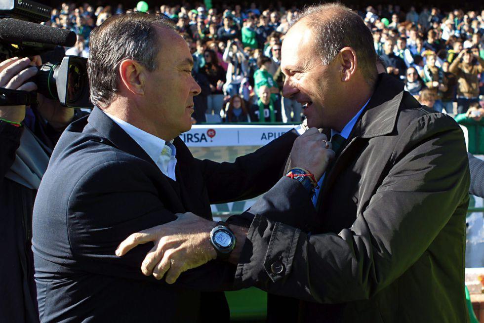 """JIM: """"El talento de Rubén ha sido importantísimo en el partido"""""""