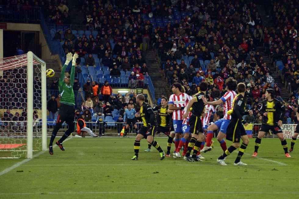 Pleno del Atleti en el Calderón