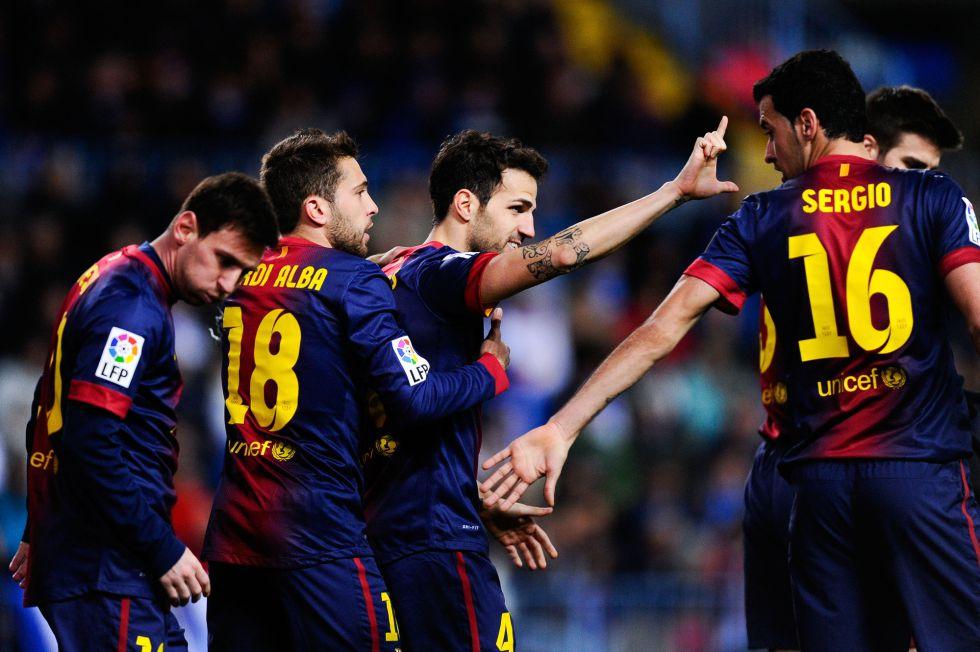El Barça firma la mejor primera vuelta de la historia de la Liga