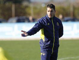Julio Velázquez deja de ser entrenador del Villarreal CF