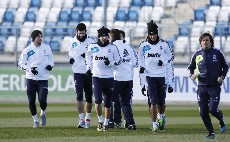 Cristiano, Benzema y Özil, novedades ante el Valencia