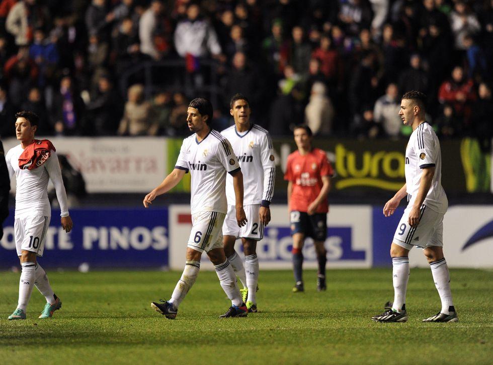 El peor Madrid de Mourinho: suma un 20% menos de puntos