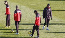 El Atlético ya piensa en el Betis, sin bajas y en racha como local