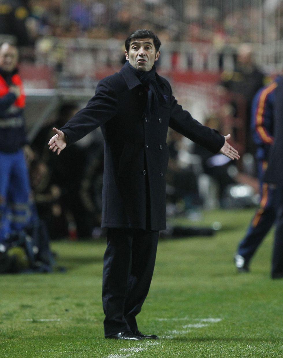 El Villarreal ficha a Marcelino