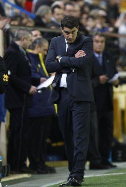 """Julio Velázquez: """"Doy gracias al Villarreal por la oportunidad"""""""