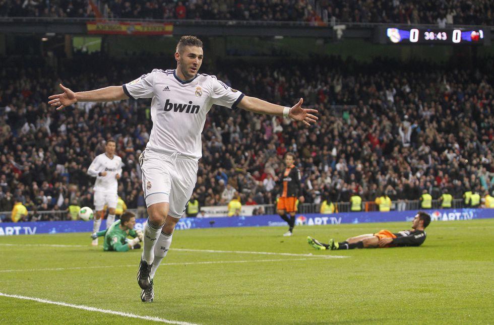 Primer round para el Madrid