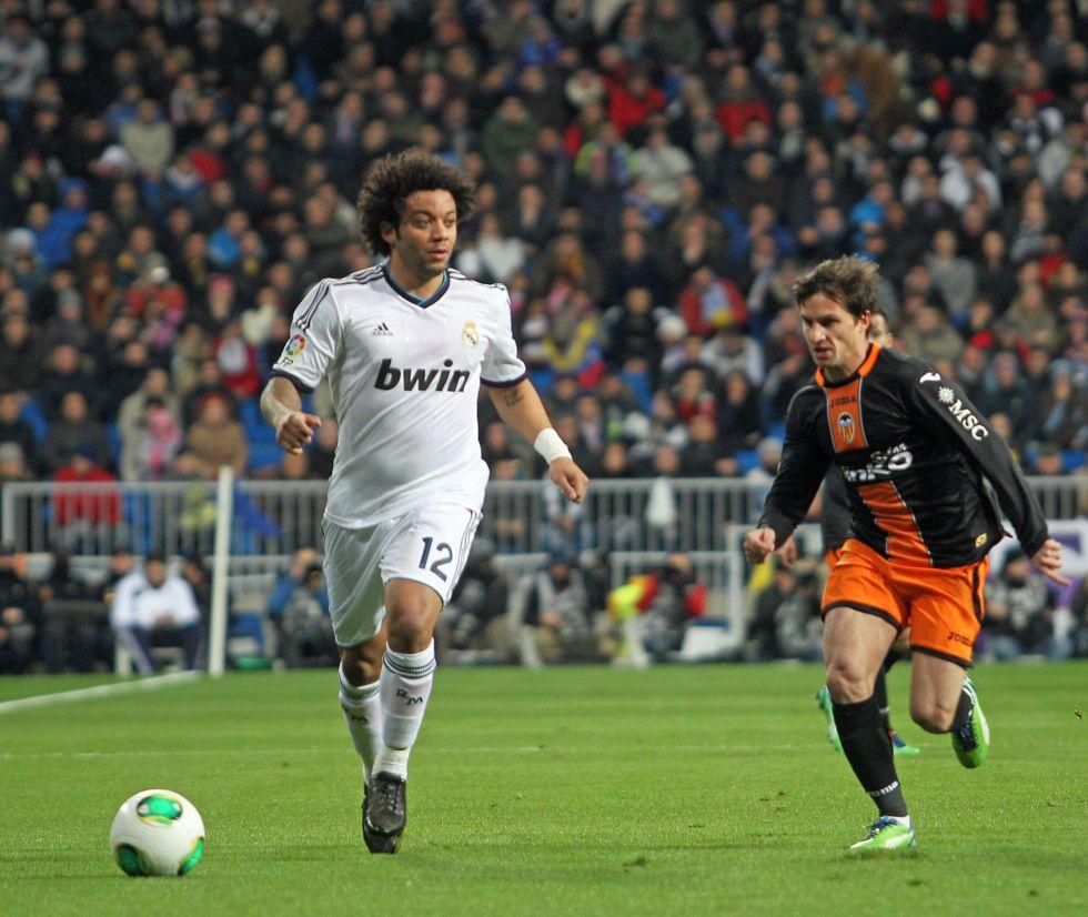 Marcelo reapareció tres meses después y duró 45 minutos