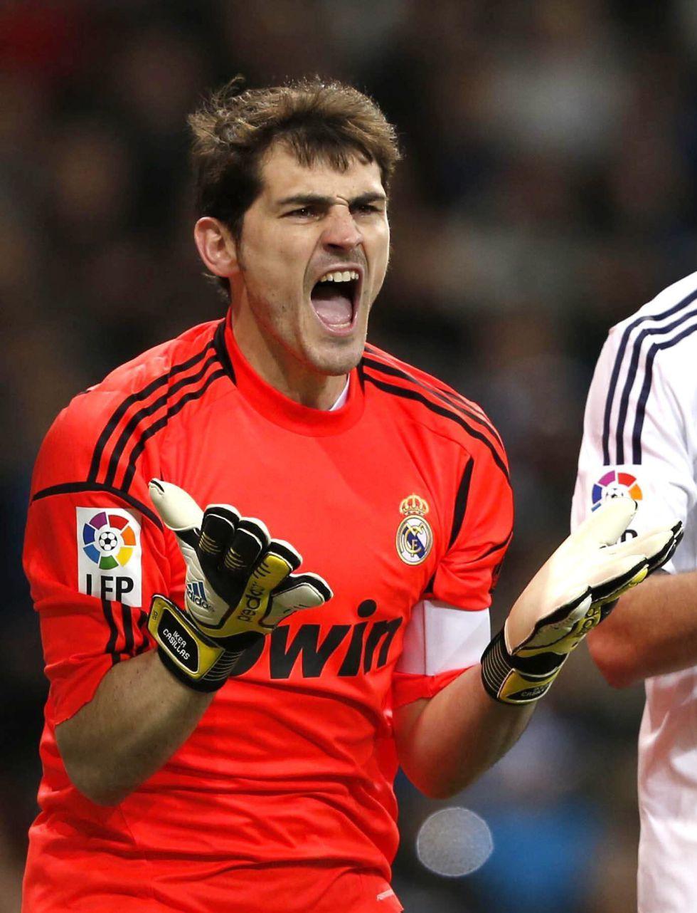 """Casillas: """"Esto nos da moral y nos quita las espinas de la Liga"""""""