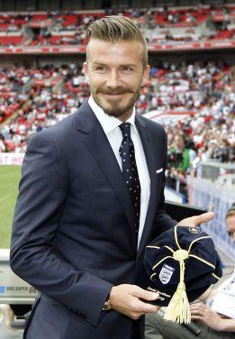 En Inglaterra aseguran que David Beckham vuelve al Milan