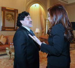 """Maradona: """"No quiero trabajar más en el fútbol, me da asco"""""""