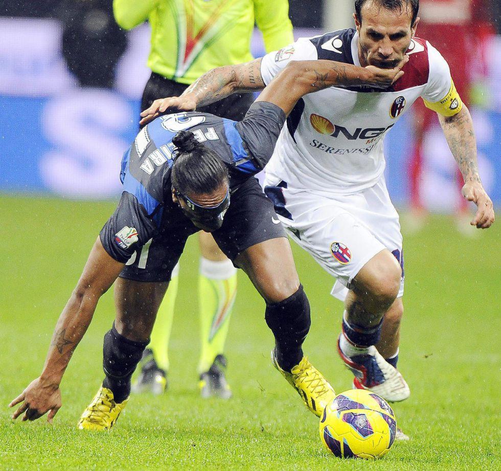 El Inter se cuela en semifinales de Copa tras superar al Bolonia