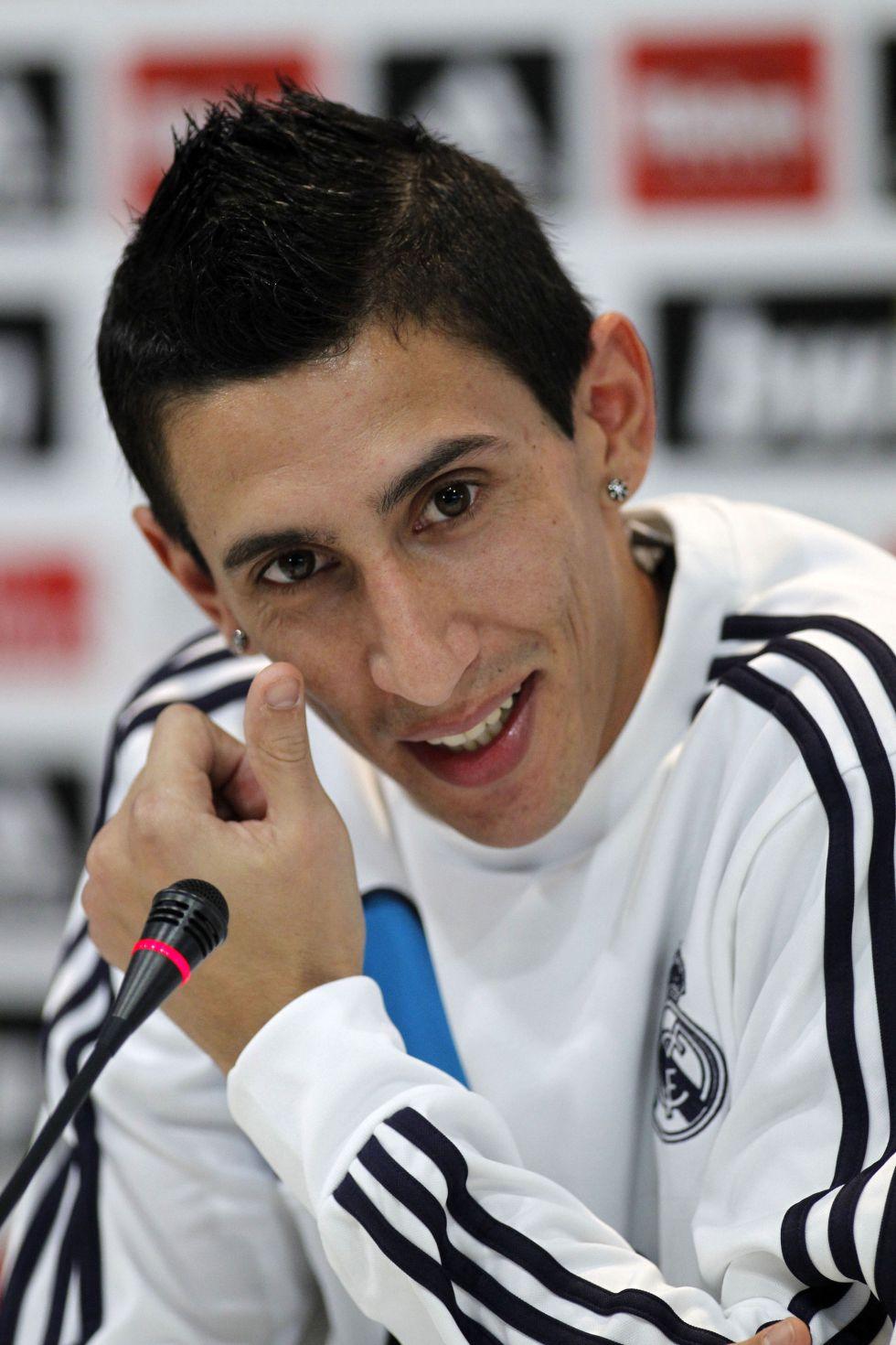 El Manchester United insiste en fichar a Di María según 'A Bola'