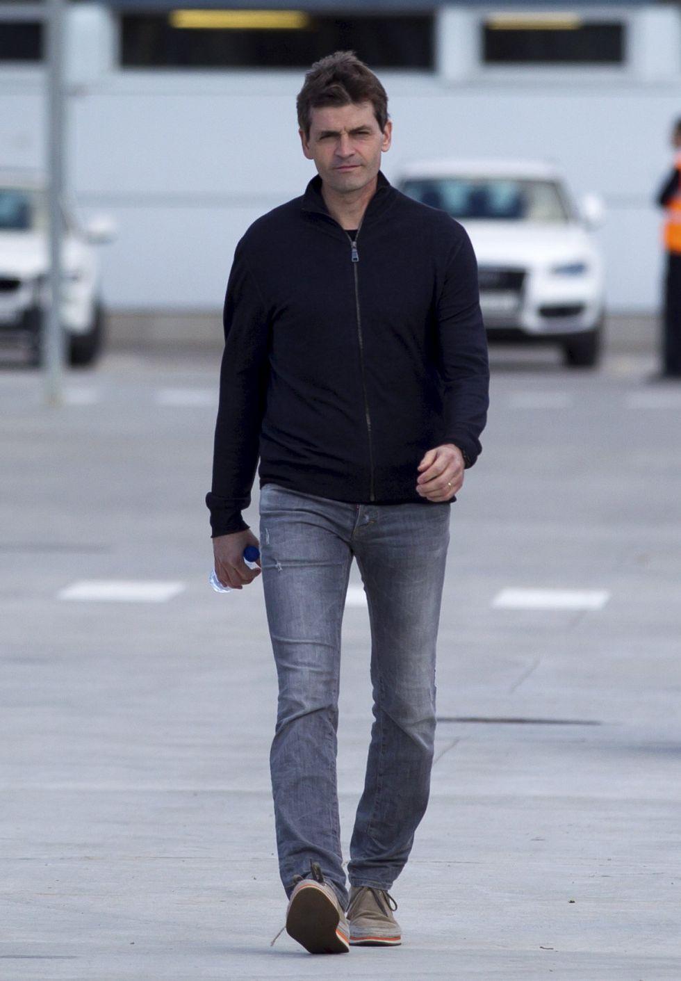 """Tito: """"Si yo estuviera a 18 puntos del Madrid, no estaría aquí"""""""